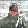 Dean Cain en vacances à Aspen
