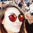 "Juliette Marsault et Morgane de ""Secret Story 5"" - Instagram, 2016"