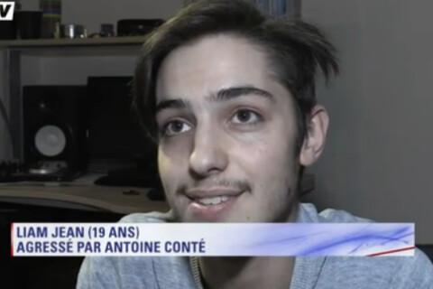 Antoine Conte : Le lycéen violemment agressé par le footballeur témoigne