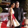 """George Clooney et sa femme Amal Alamuddin Clooney - - Première du film """"Hail, Caesar!"""" à Westwood le 1er février 2016."""