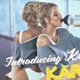Khloe Kardashian pose pour la campagne de la boisson énergétique Protein World à Los Angeles le 12 janvier 2017.