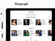 Purepeople : L'appli mobile évolue, les stars toujours plus proches de vous !
