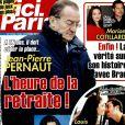 """Couverture du magazine """"Ici Paris"""" en kiosque le 8 février 2017"""