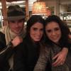 Nina Dobrev retrouve son ex Ian Somerhalder et sa femme Nikki Reed pour dîner