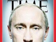 Poutine : Homme de l'année 2007 pour Time Magazine
