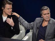 """George Clooney bientôt papa, Matt Damon raconte : """"T'es complètement taré ?!"""""""