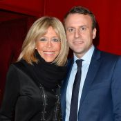 Emmanuel Macron et Brigitte : Amoureux et complices pour saluer Line Renaud