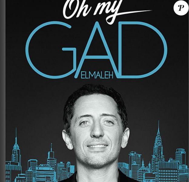 Affiche du spectacle Oh my Gad au Carnegie Hall à New-York 11 fécvrier 2017.