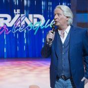 """Le Grand Burlesque : Critiqué, Patrick Sébastien s'excuse : """"Je me suis planté"""""""