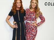 Fashion Week : Blake Lively, modeuse lumineuse avec sa grande soeur