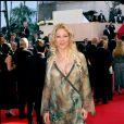 Loana au 58e festival de Cannes, le 18 mai 2005.