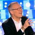 """Laurent Ruquier dans """"On n'est pas couché"""", le 18 février 2017 sur France 2."""