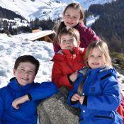 Mary de Danemark : En famille à la neige, la princesse partage ses photos perso