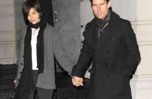 Katie Holmes : enfin une soirée seule avec son mari... elle sort le grand jeu !