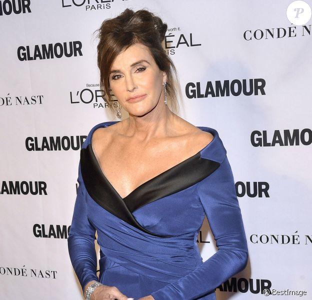 "Caitlyn Jenner (Bruce Jenner) à la Soirée des ""Glamour Women Of The Year Awards 2015"" au Carnegie Hall à New York, le 9 novembre 2015"