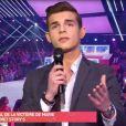 "Julien Castaldi imite son papa Benjamin - ""Mad Mag"" de NRJ12, vendredi 24 février 2017"