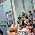 """Exclusif - - Jean-Baptiste Maunier - Rencontre avec J.B. Maunier lors des répétitions du spectacle musical """"Les Choristes"""" aux Folies Bergère à Paris. Le 6 février 2017 © CVS-Veeren / Bestimage"""