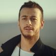 """Saad Lamjarred dans le clip de  Ghaltana ."""