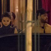 Selena Gomez et The Weeknd : In love à Paris pour la tournée du chanteur