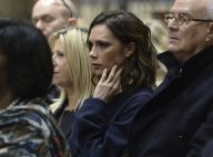 Victoria Beckham, Carla Bruni, Naomi Campbell... En deuil avec la mode italienne