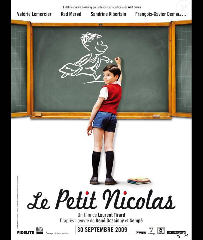 L 39 affiche du film le petit nicolas - Le petit nicolas film ...