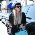 Khloe Kardashian - Les soeurs Kardashian à la sortie d'un spa à Brentwood, le 28 février 2017  Reality star sisters Kardashian enjoy a day at the spa in Brentwood, California on February 28, 2017.28/02/2017 - Los Angeles