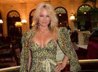 Fashion Week : Pamela Anderson décolletée, Rita Ora sexy pour Vivienne Westwood