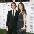 Jesse Spencer et sa compagne Louise Griffiths