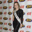 La Miss Teen USA Stormi Bree Henley à New York. Décembre 2009.