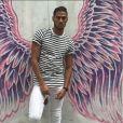 """Giuseppe des """"Anges 9"""" pose à Miami, Instagram, 2017"""