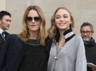 Lily-Rose Depp : Tendre câlin et déclaration d'amour à sa maman Vanessa Paradis
