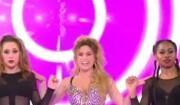 "Capucine Anav sexy pour une danse - ""Le Prime à Capu"", vendredi 10 mars 2017, C8"
