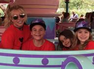 Britney Spears et sa nièce Maddie en famille à Disney, un mois après le drame