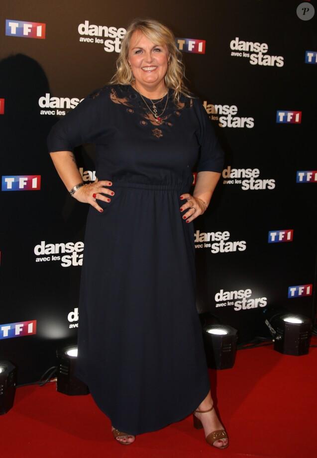 """Valérie Damidot au photocall de l'émission """"Danse Avec Les Stars - Saison 7"""" à Boulogne-Billancourt, le 28 septembre 2016. © Denis Guignebourg"""