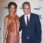 Katie Holmes : Tout sourire aux côtés de Matthew Perry pour le retour de Jackie