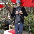 """Exclusif - Tété, invité d'Enora Malagré dans son émission """"Le Van"""" à Paris, qui sera diffusée le 20 mars en 2ème partie de soirée sur CStar. Le 22 novembre 2016 © Pierre Perusseau / bestimage"""