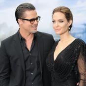 """Brad Pitt et Angelina Jolie se reparlent : """"Il est beaucoup plus heureux"""""""