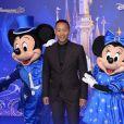John Legend - 25e anniversaire de Disneyland Paris à Marne-La-Vallée le 25 mars 2017 © Veeren Ramsamy / Bestimage