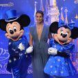 Vogue Williams - 25 ème anniversaire de Disneyland Paris à Marne-La-Vallée le 25 mars 2017 © Veeren Ramsamy / Bestimage