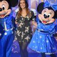 Lisa Snowdon- 25 ème anniversaire de Disneyland Paris à Marne-La-Vallée le 25 mars 2017 © Veeren Ramsamy / Bestimage