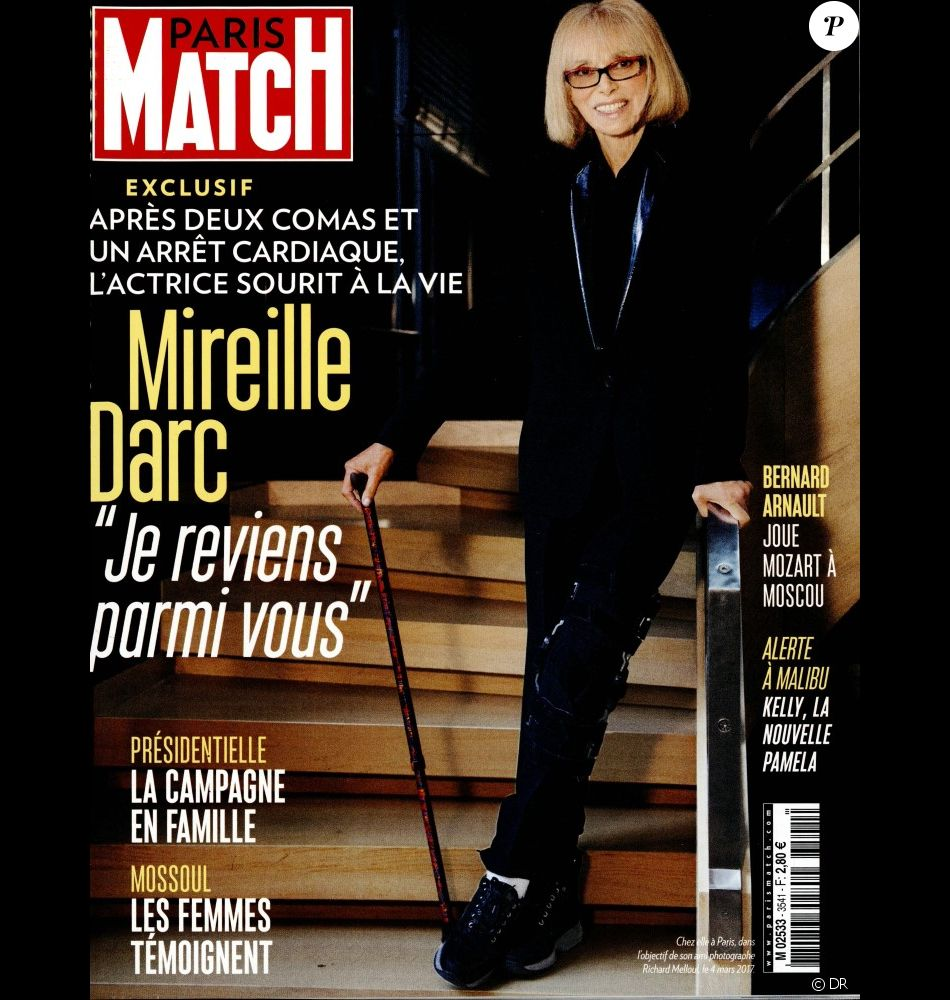 couverture du magazine paris match en kiosques le 30 mars 2017. Black Bedroom Furniture Sets. Home Design Ideas