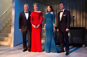 Visite royale au Danemark : Mathilde, Mary et Marie, trio de charme