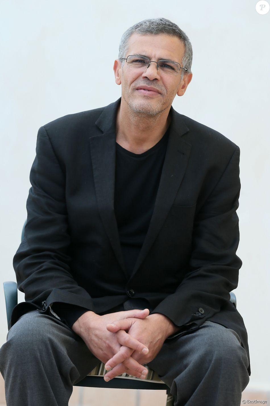 Abdellatif Kechiche à Rome en Italie le 16 octobre 2013.