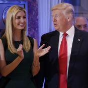 """Ivanka Trump controversée : Son père Donald Trump, un président """"à l'écoute""""..."""