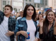 Kendall Jenner mortifiée par les réactions sur sa dernière pub, Pepsi s'excuse