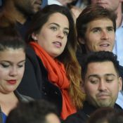 PSG-EAG : Anouchka Delon et Julien Dereims, supporters amoureux et comblés