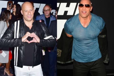 Vin Diesel parle enfin de sa brouille avec Dwayne Johnson !