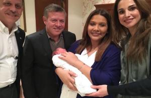 Faisal et Zeina de Jordanie : Le couple princier a eu un deuxième fils