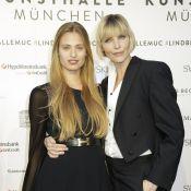 Nadja Auermann : Sa fille Cosima, une icône mode en devenir !