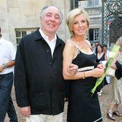 Évelyne Dhéliat en deuil : Son mari, Philippe, est mort